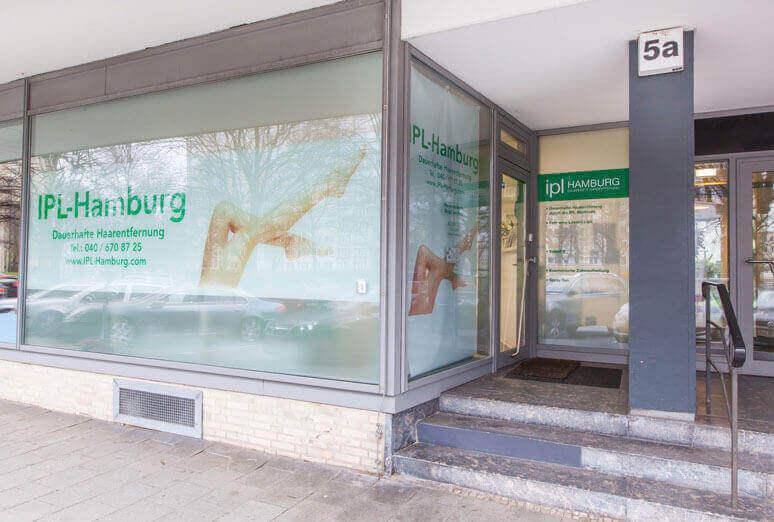IPL Hamburg - удаление волос надолго